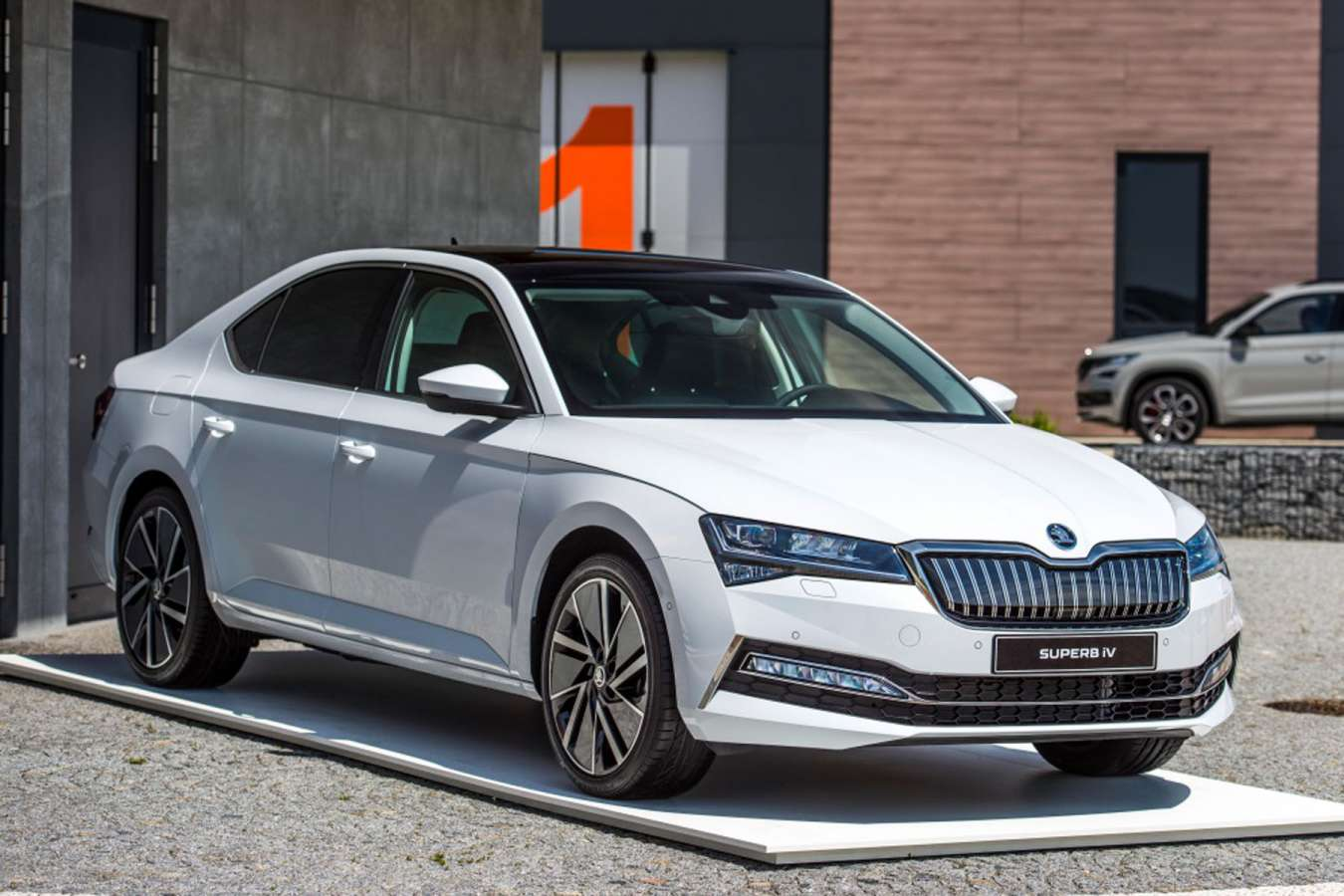 Skoda Superb iV 2020