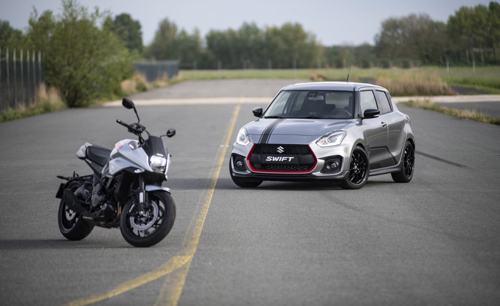 Suzuki Swift Sport Katana 2019