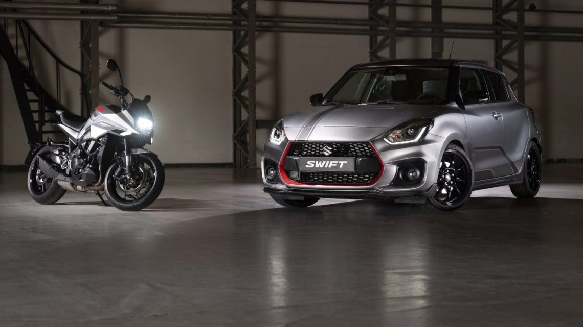 Suzuki Swift Sport Katana 2019 – Exclusivement vendu au Pays-Bas.