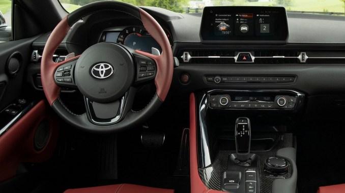 Toyota Supra US 2020