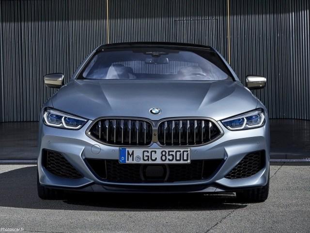 BMW Série_8_Gran_Coupé 2020