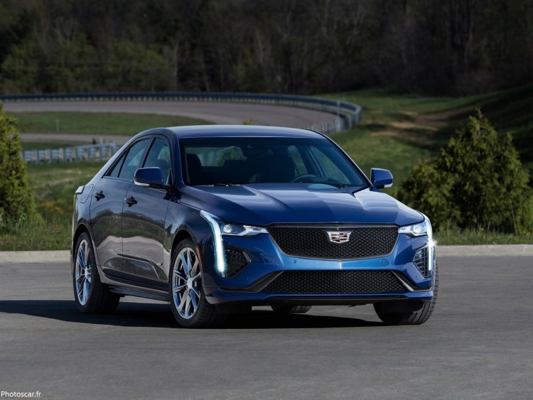 Cadillac CT4-V 2020