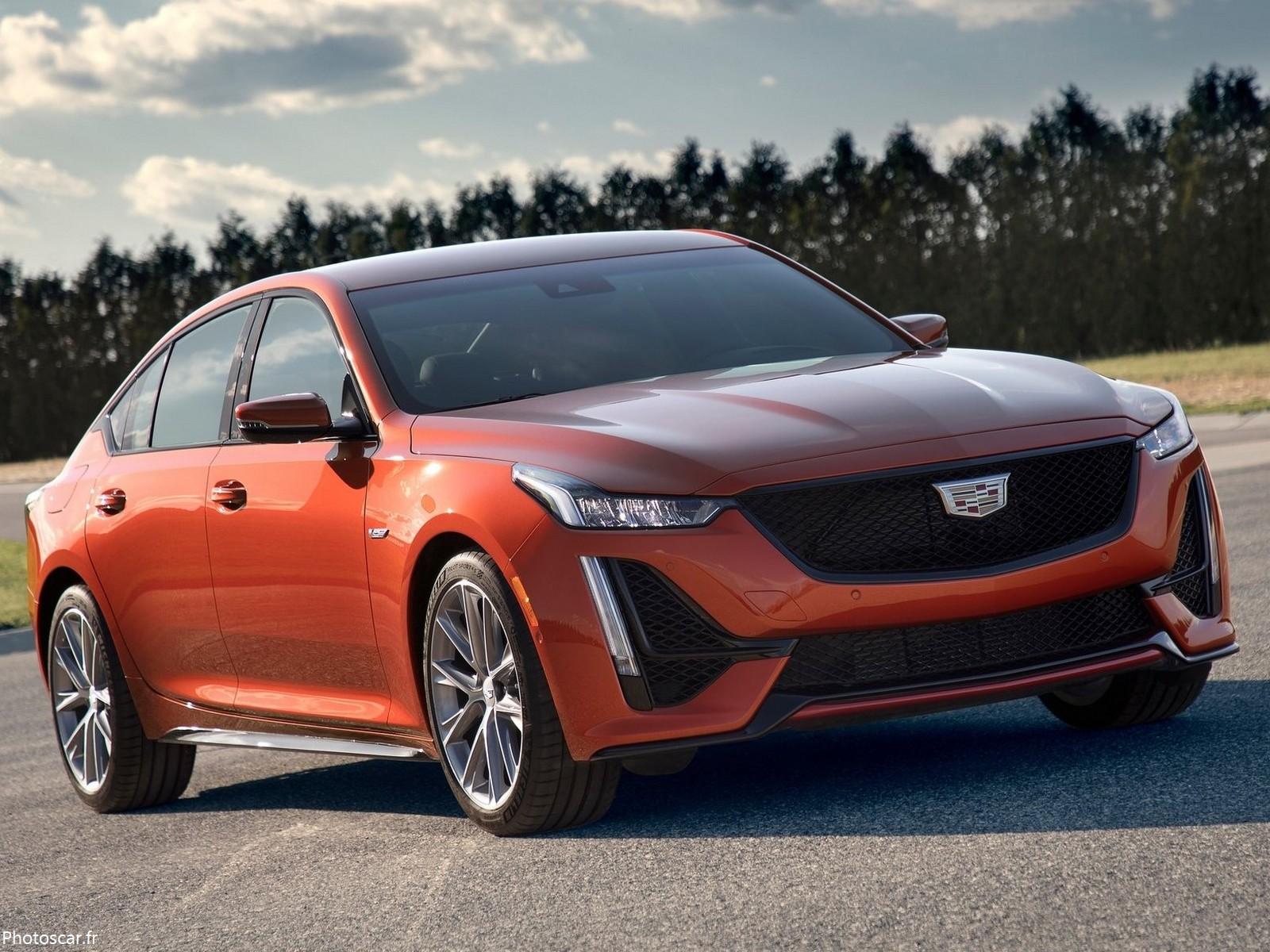 Cadillac CT5-V 2020