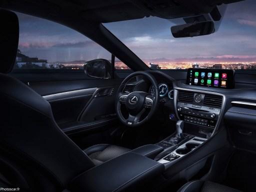 Lexus RX 2020: Design plus sophistiqué