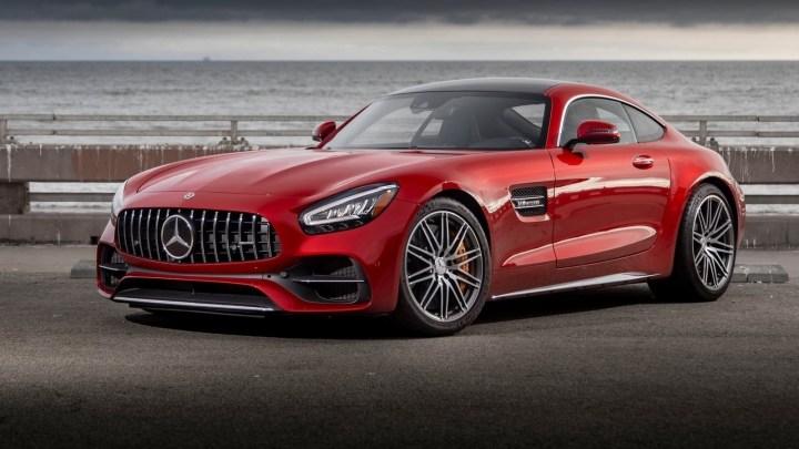 Mercedes AMG GTC 2020 – Confort exemplaire et sécurité sans faille.