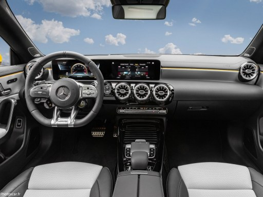 Mercedes CLA35 AMG 4Matic Shooting Brake 2020