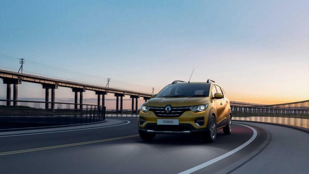 Renault Triber 2020