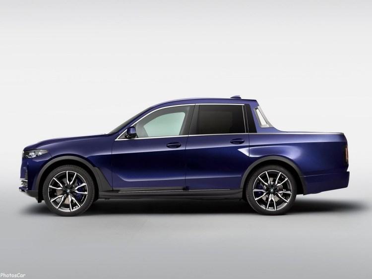 BMW X7 Pick-up Concept 2019