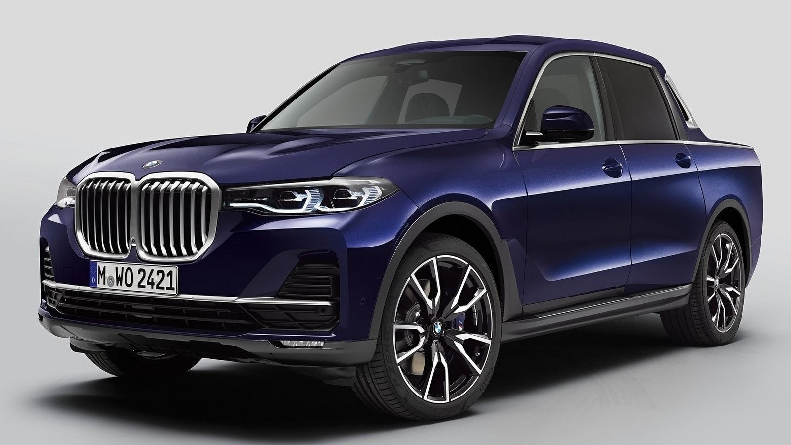 BMW X7 Pick-up Concept 2019