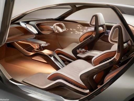 Bentley EXP_100 Concept 2019