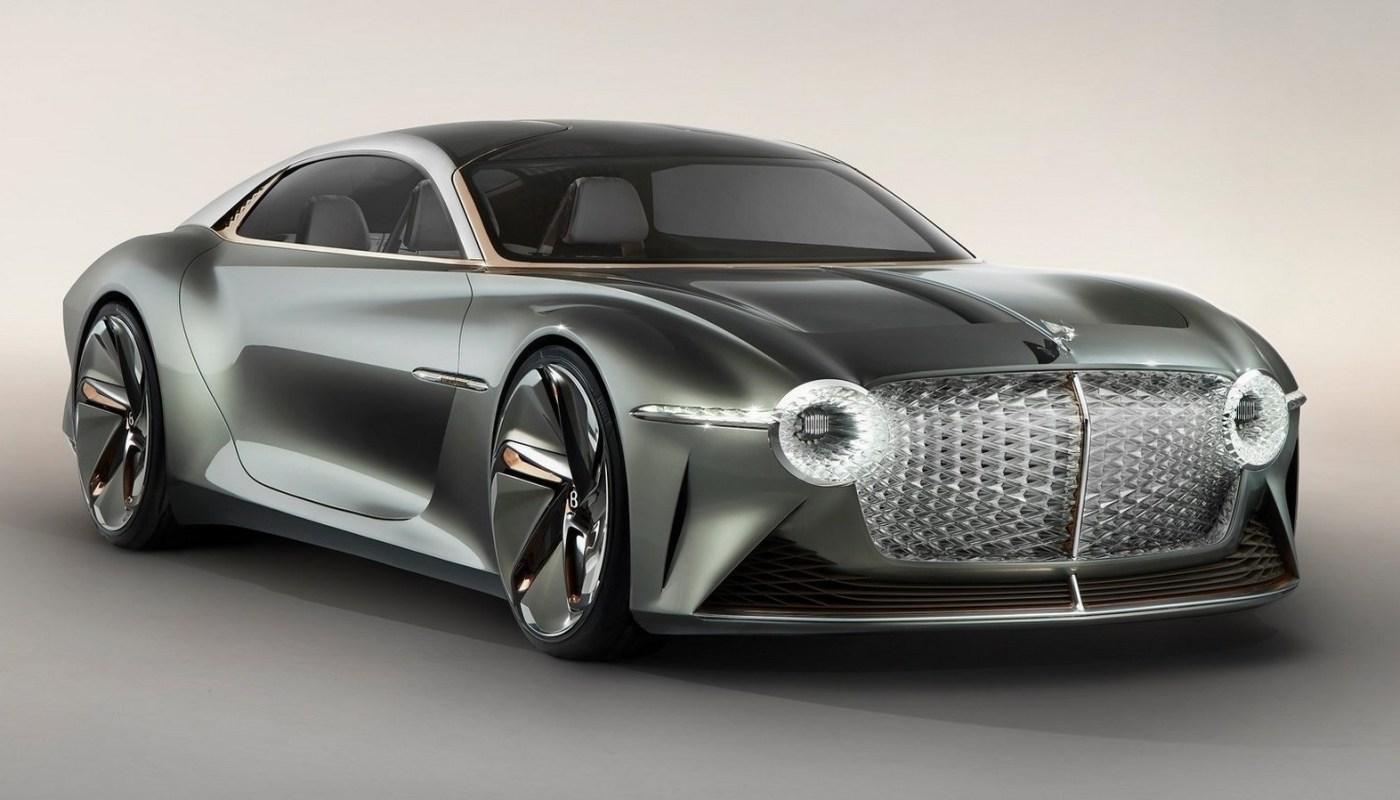 Bentley EXP 100 Concept 2019