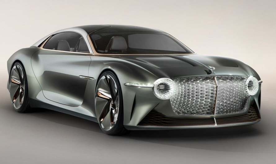 Bentley EXP 100 Concept – Elle réinvente le Grand Tourer