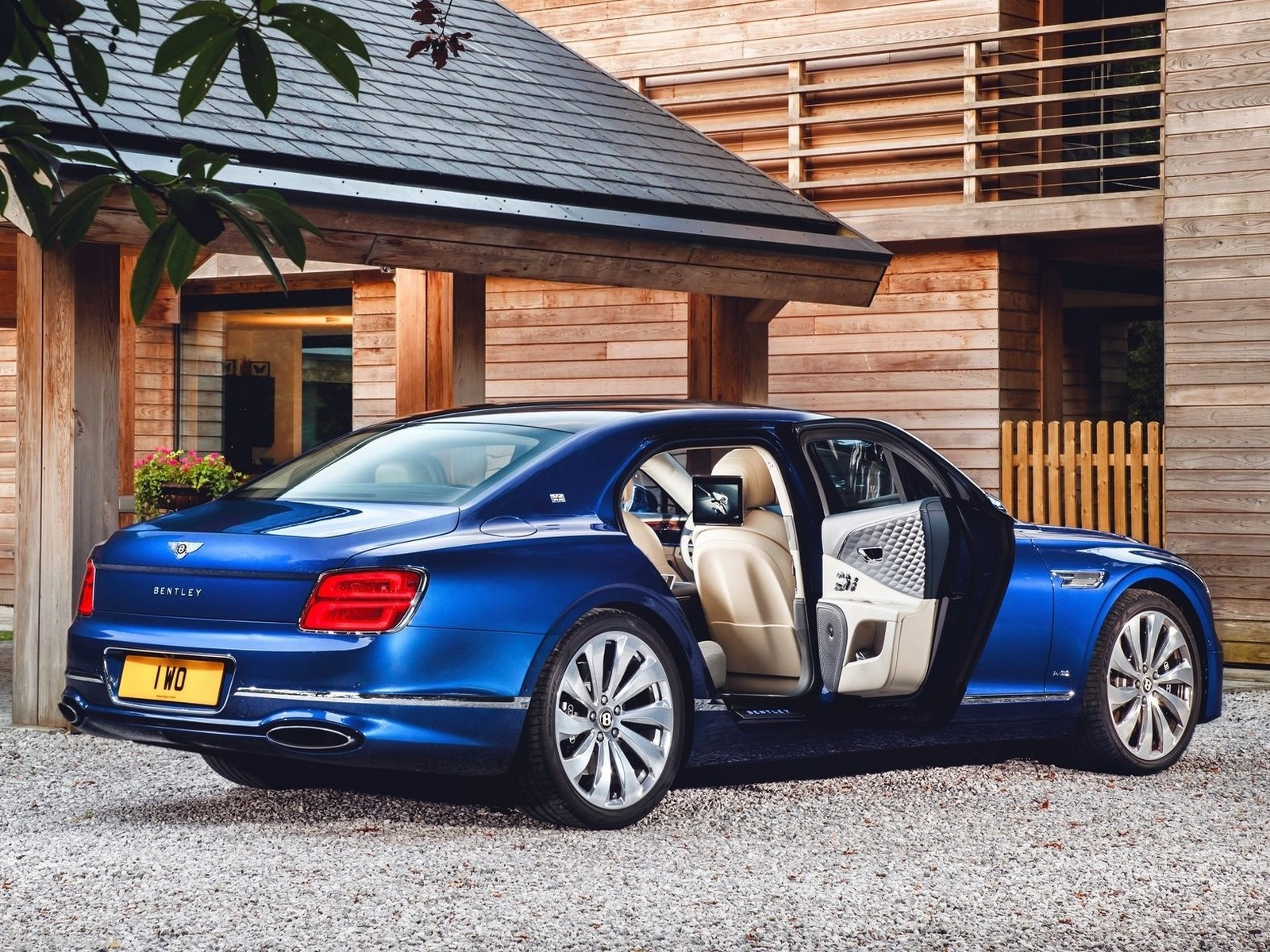 Bentley Flying Spur First Edition 2020