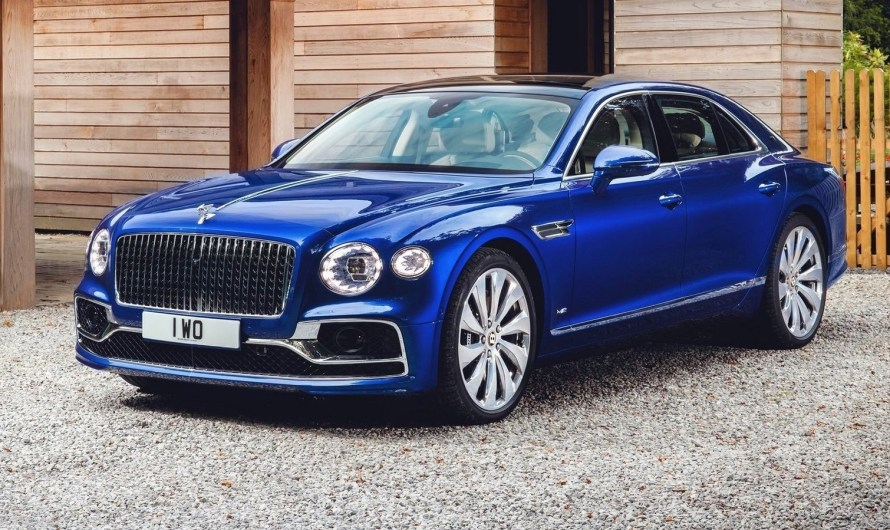 Bentley Flying Spur First Edition 2020 – Exclusives et subtiles