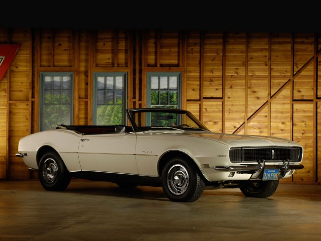 Chevrolet Camaro RS 327 Convertible 1968