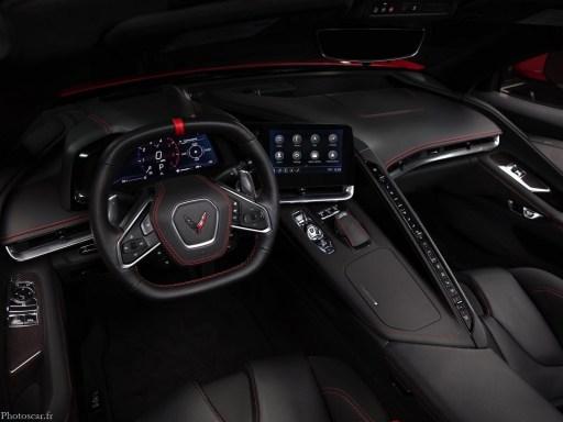Chevrolet Corvette C8 Stingray 2020