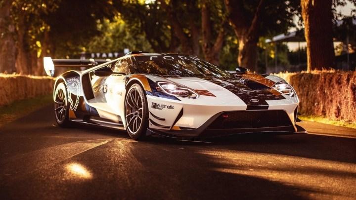 Ford GT Mk II 2020 – 700 chevaux à partir d'un moteur 3.5 litres turbo