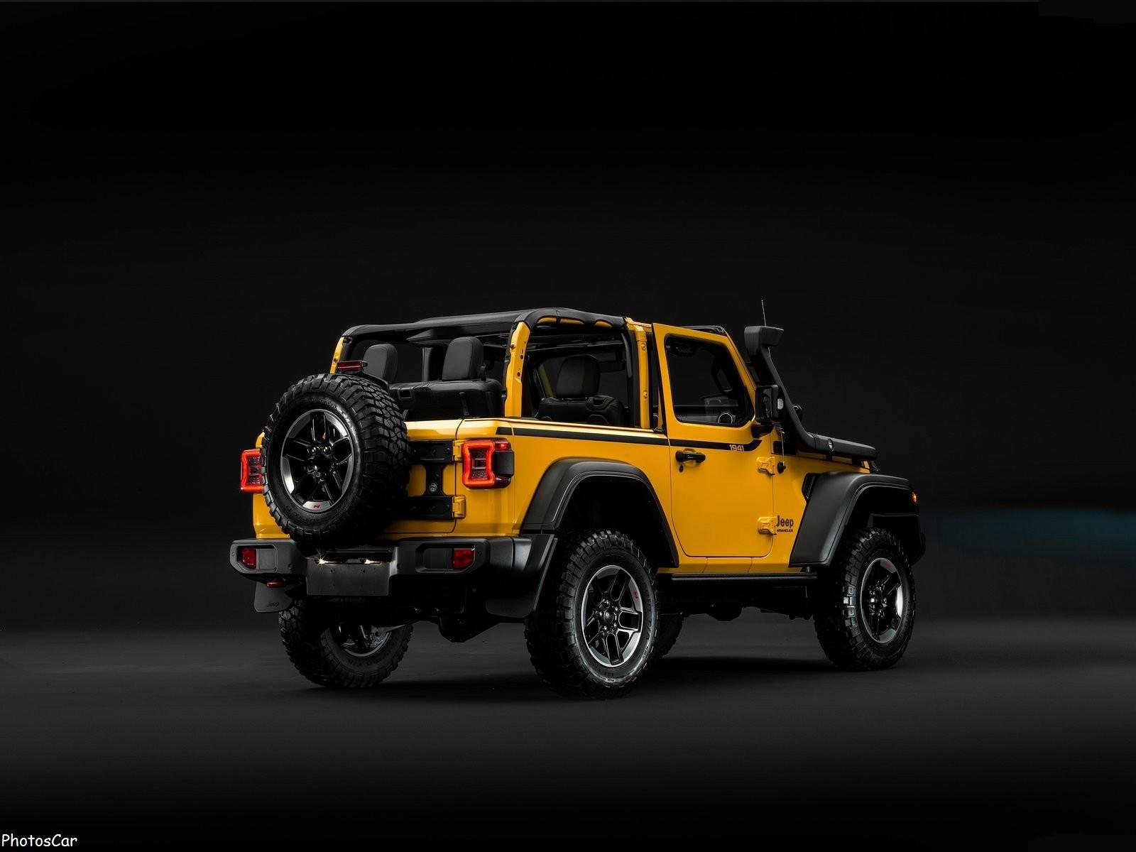 Jeep Wrangler Rubicon 1941 Mopar 2019