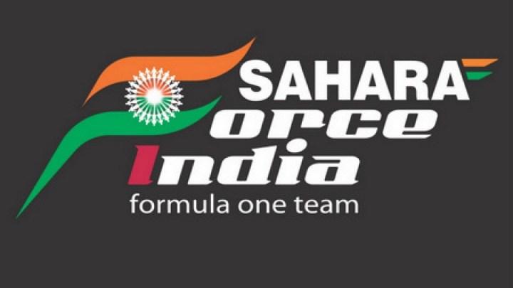 Force India entrée en Formule 1 en 1991 sur le circuit de Silverstone