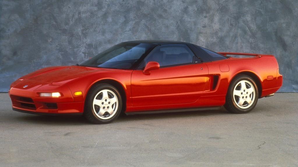 L'Acura NSX 1991 présente de nombreuses innovations technologiques