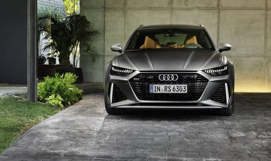 Audi RS6 Avant 2020 avec un look nettement plus musclé