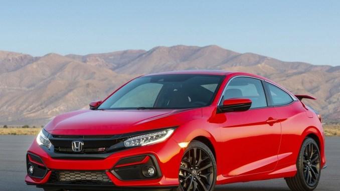 Honda Civic Si Coupe 2020