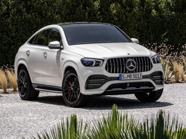 Mercedes Benz GLE53 AMG 4Matic Coupe 2020