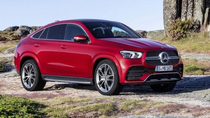 Mercedes Benz GLE Coupe 2020 – Une nouvelle génération montante
