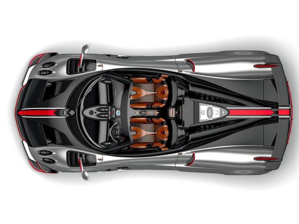 Pagani Huayra Roadster BC 2020