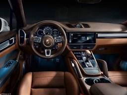 Porsche Cayenne Turbo S E-Hybrid 2020