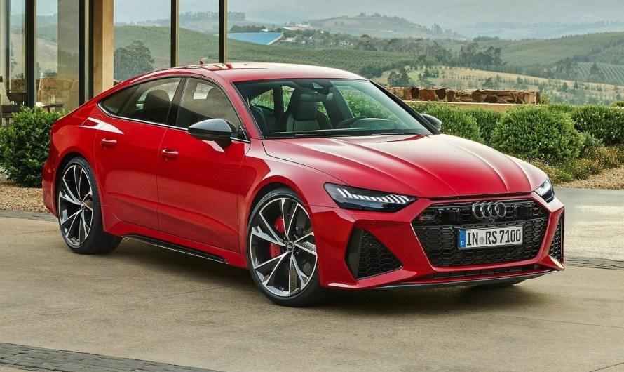L'Audi RS7 Sportback 2020 a fait ses débuts au Salon de Francfort