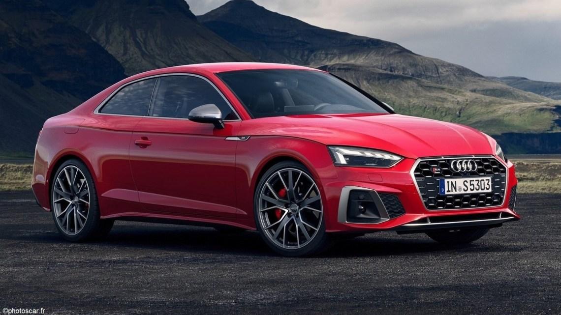 Audi S5 Coupe TDI 2020 – Puissant, sophistiqué et efficace