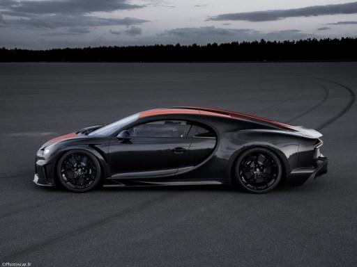 Bugatti Chiron Super_Sport 300+ 2021