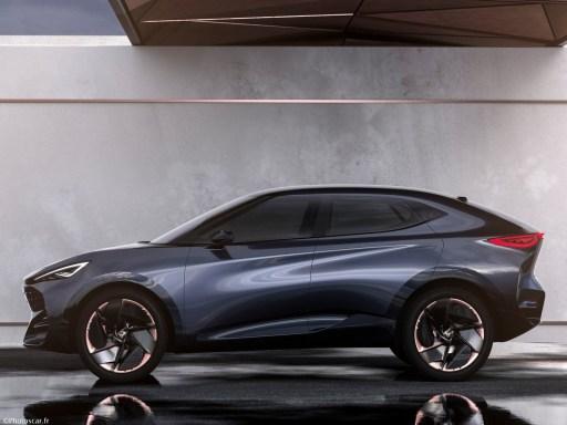 Cupra Tavascan Concept 2019