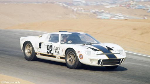 Ford GT40 (P/1010) Race Car 1967