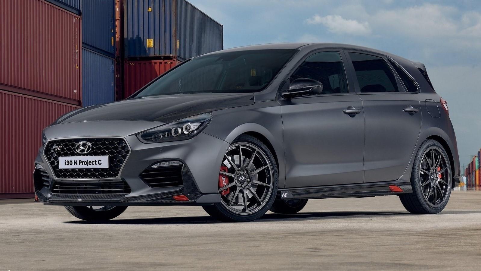 Hyundai i30 N Project C 2019