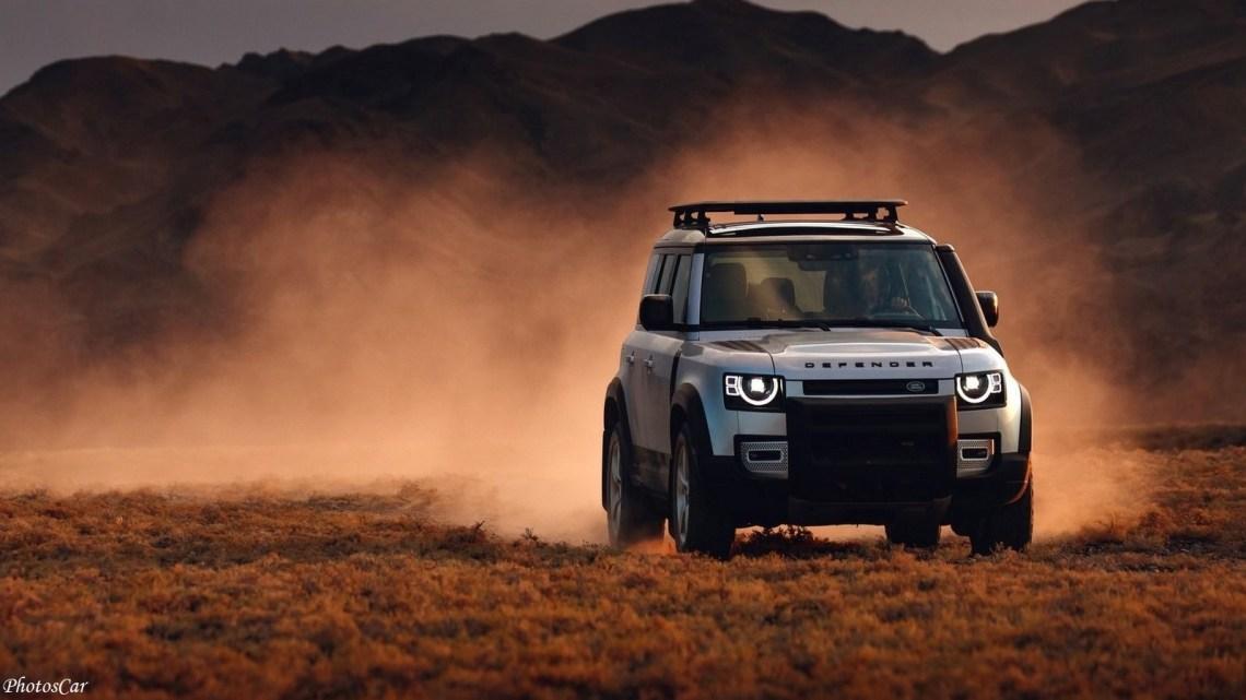 Land Rover Defender 2020 – Robuste, résistant et hautement fonctionnel
