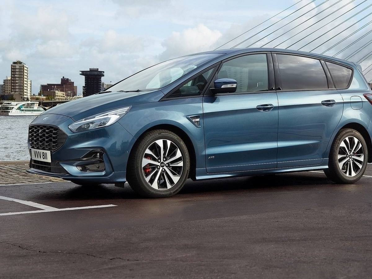 La nouvelle Ford S-MAX 2020 – Elle se conduit de manière dynamique.