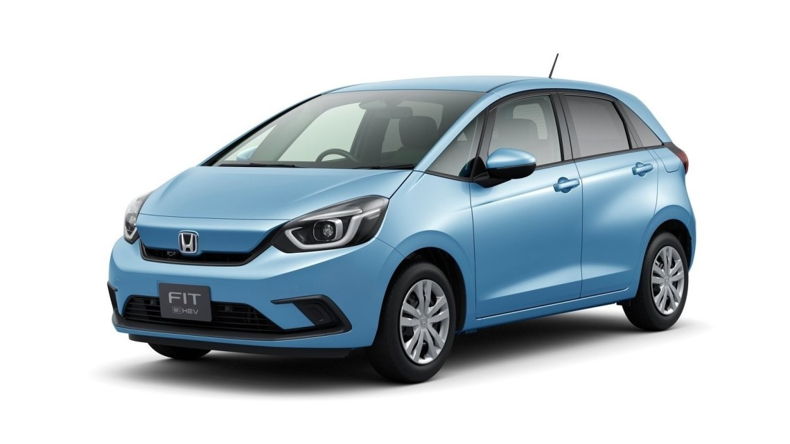 Honda Fit 2020 – Une grande quantité de modernité et de technologie