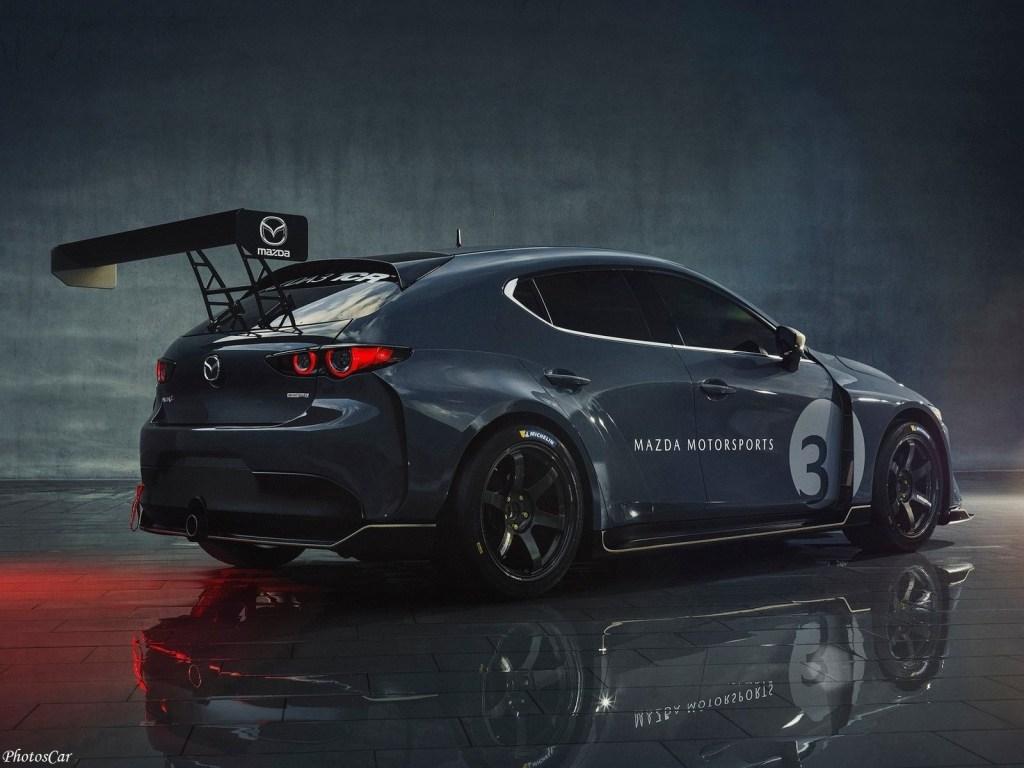 Mazda 3 TCR 2020