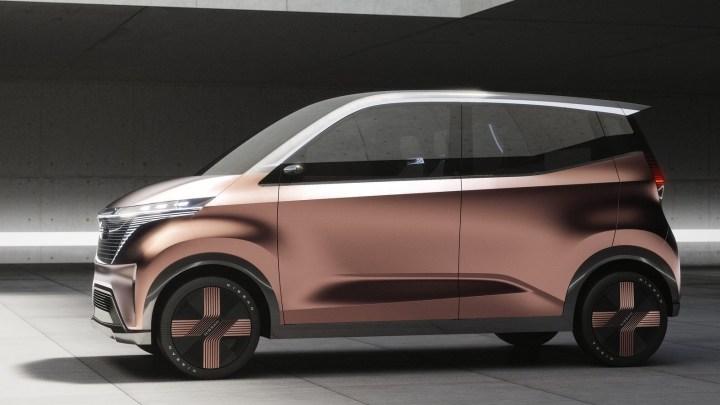 Nissan IMk Concept 2019 – Une vraie citadine 100 % électrique