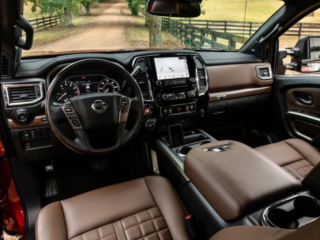 Nissan Titan XD 2020