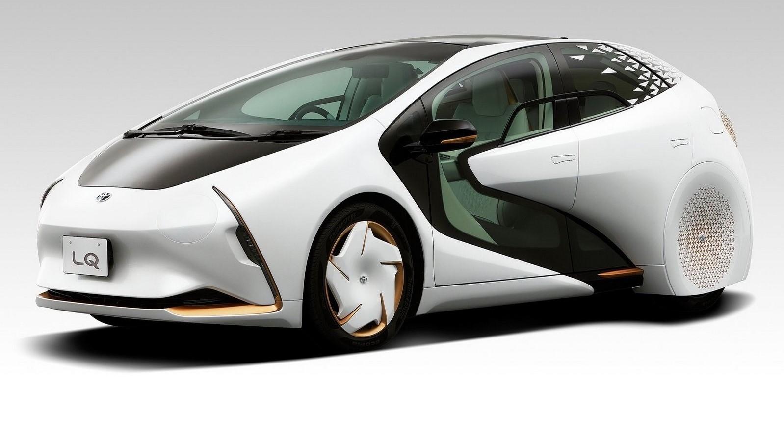 Toyota LQ Concept 2019