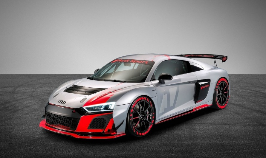 Audi R8 LMS GT4 2020 – Encore plus facile et plus sûr à conduire