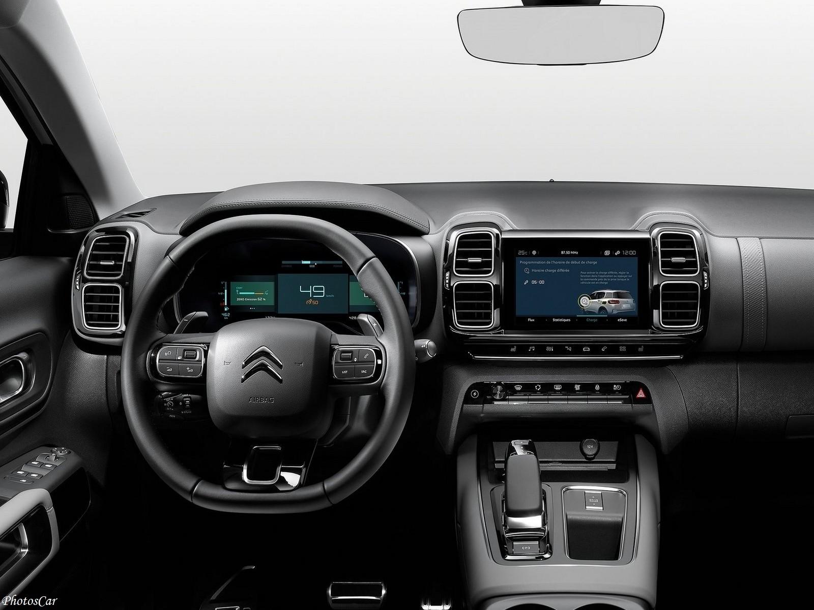 Citroen C5 Aircross Hybrid 2020