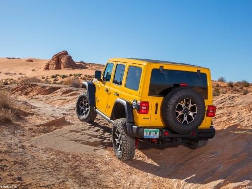 Jeep Wrangler EcoDiesel 2020