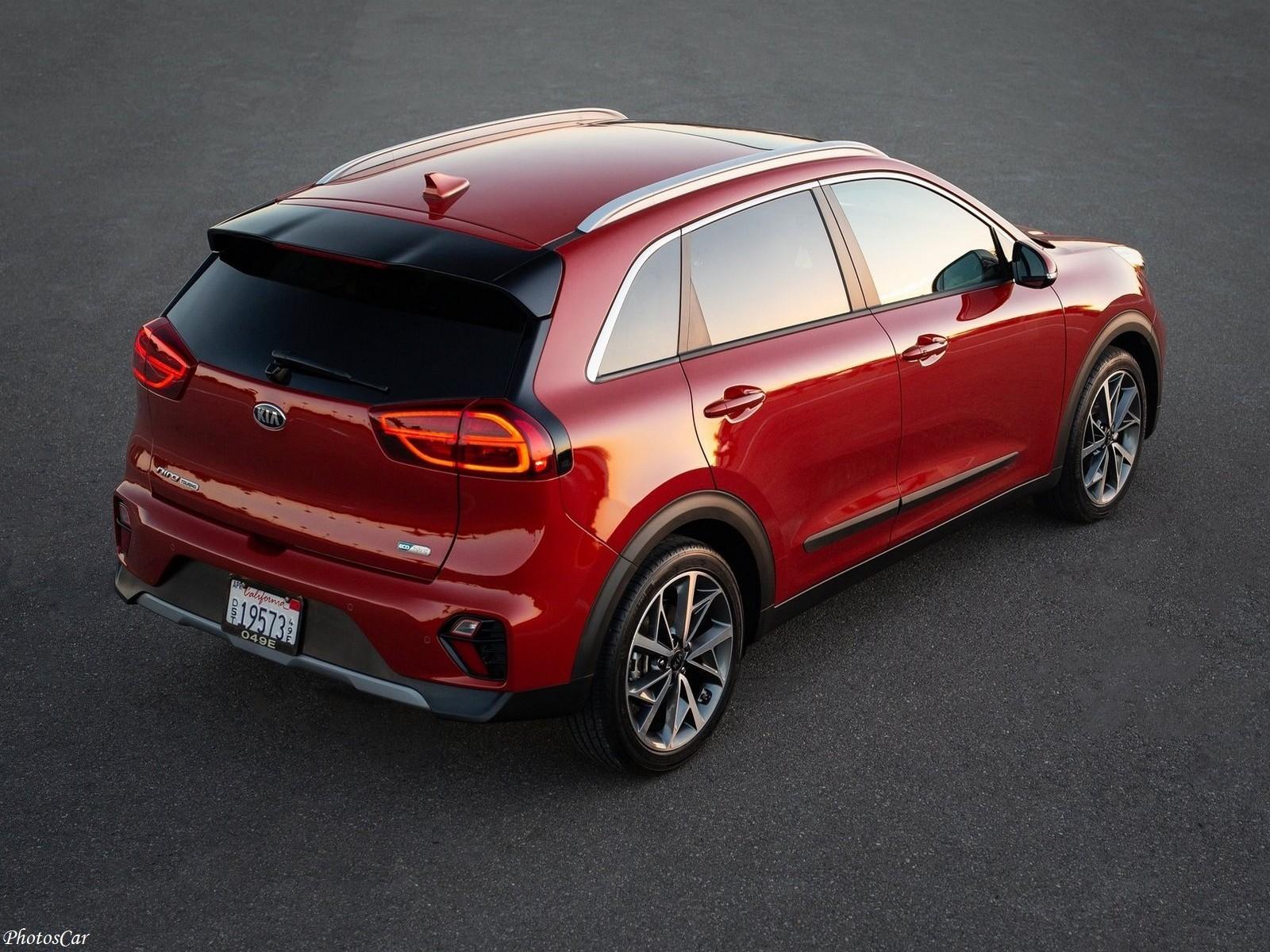Kia Niro Hybrid 2020