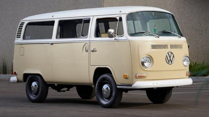 Volkswagen Type 2 Bus électrique concept 2019 – Les photos officielles