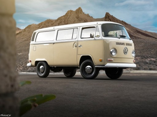 Volkswagen Type 2 Bus Electrified concept 2019