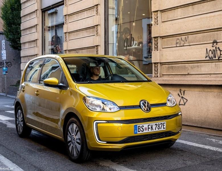 Volkswagen e-Up 2020, une plus grande autonomie et un prix moins élevé